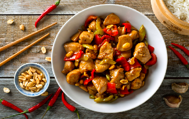 The Origins of Kung Pao Chicken