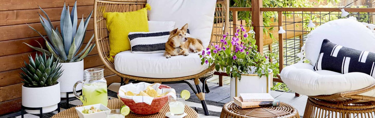 Ways to turn your outdoor space into a living space